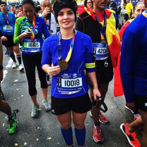 Lisa carrigan NYC Marathon 2015 (3)